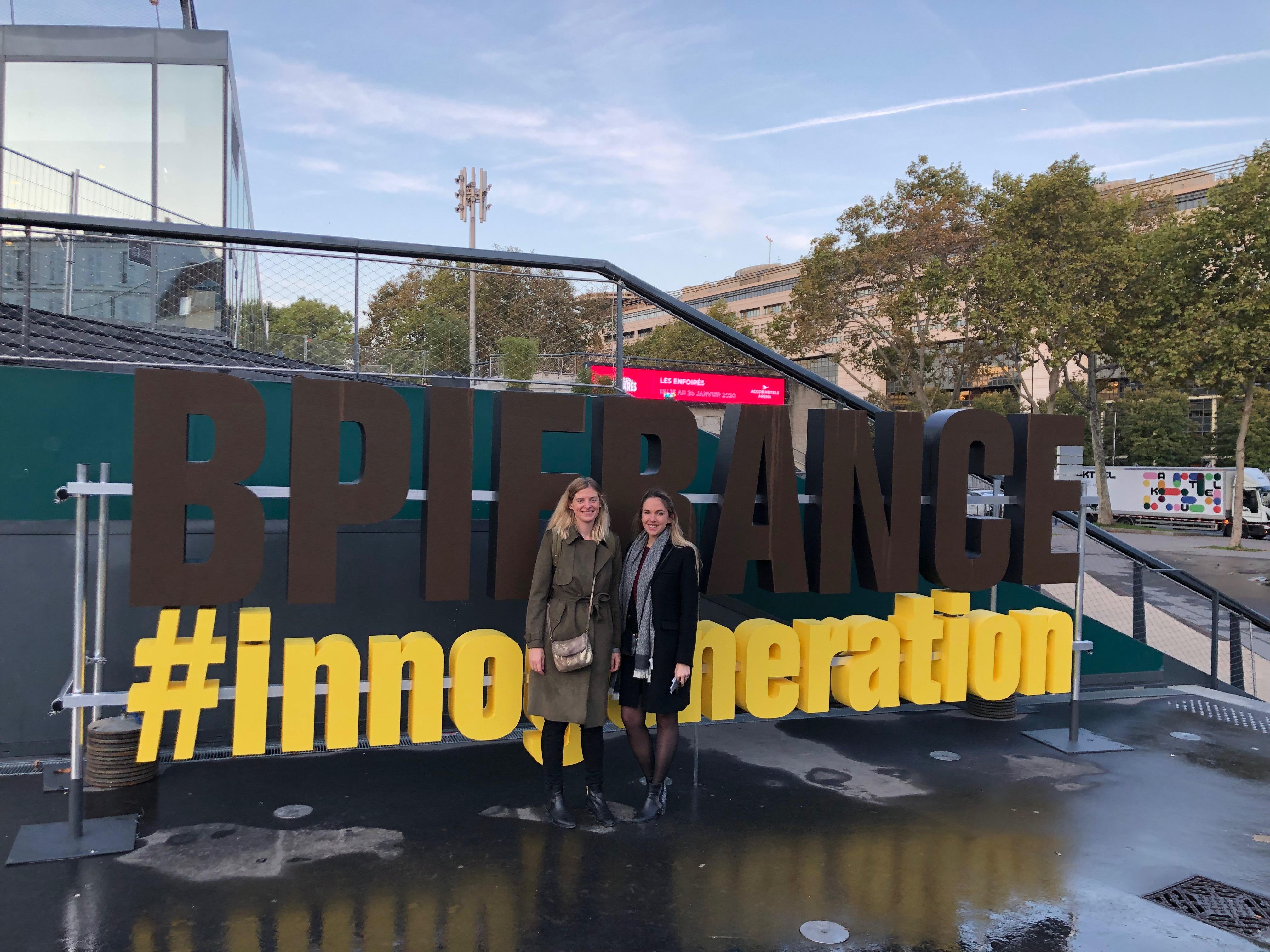 L'équipe WIZIFIN participe à BIG 2019 par Bpifrance