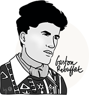Gaston Rebuffat, guide de haute montagne
